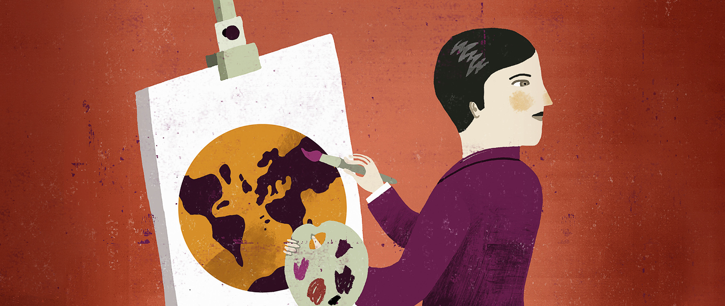 A world of difference: master the art of global thought leadership